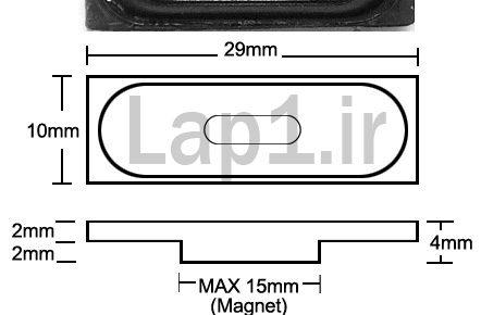 اسپیکر داخلیه لپ تاپ Laptop speaker
